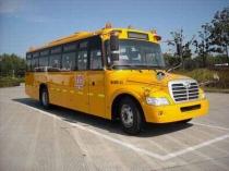 海格牌KLQ6106XQE3A型中小学生专用校车