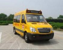 海格牌KLQ6590XAE型小学生专用校车