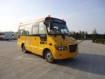 海格牌KLQ6606XQE4A2A型幼儿专用校车