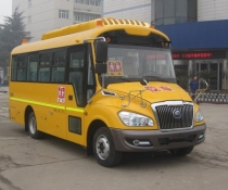 宇通牌ZK6669DX5型中小学生专用校车