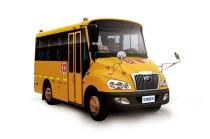 宇通牌ZK6559DX78型幼儿专用校车