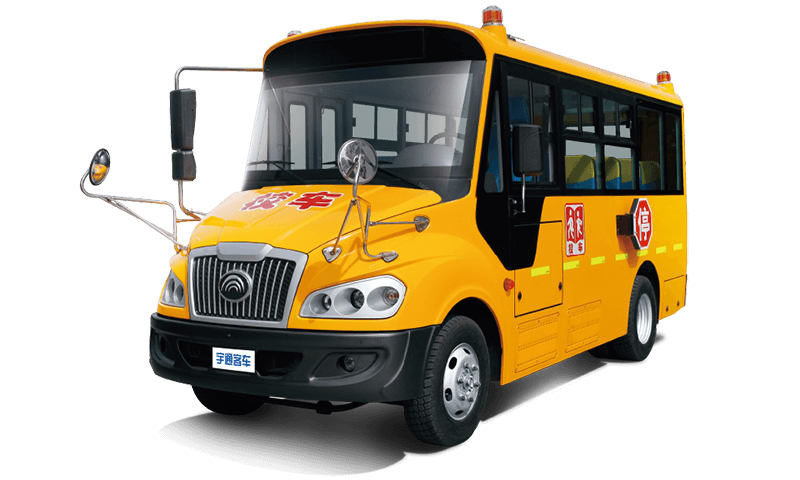 宇通牌ZK6579DX型小学生专用校车