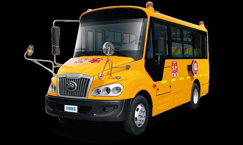 宇通牌ZK6579DX型幼儿专用校车