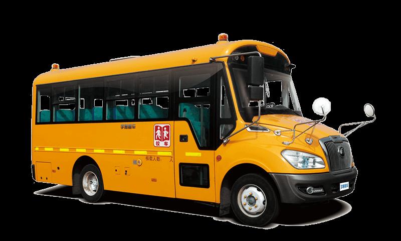宇通牌ZK6669DX型小学生专用校车