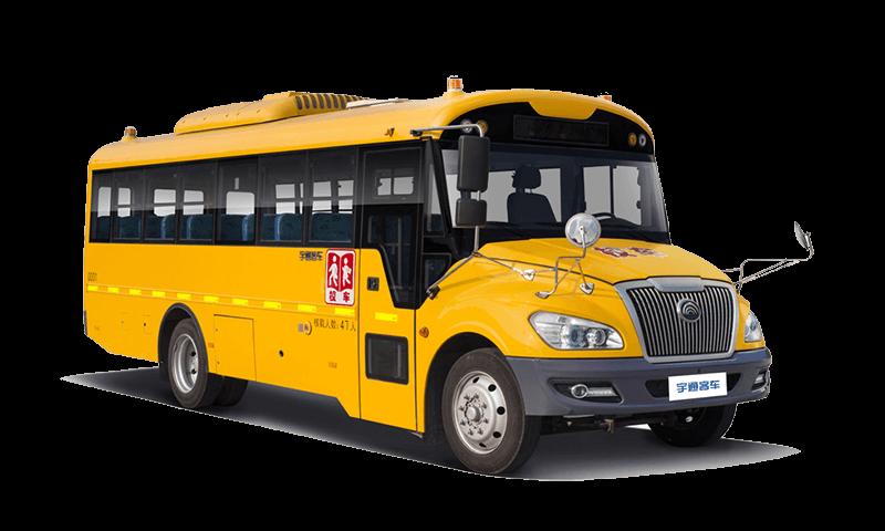 宇通牌ZK6859DX型中小学专用校车