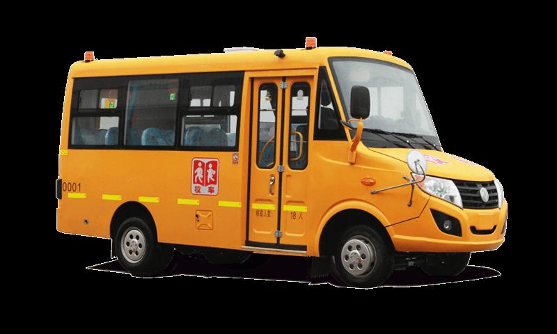 东风牌DFA6518型小学生专用校车