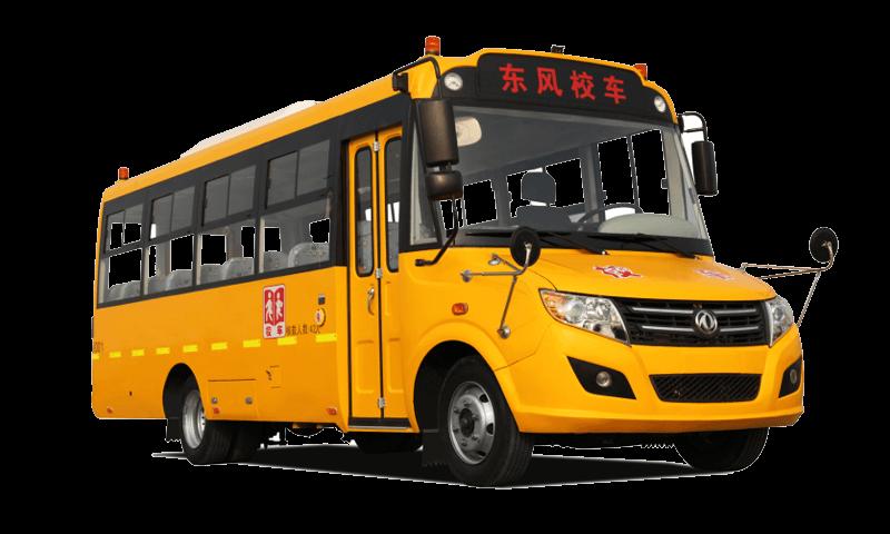 东风牌DFA6758型幼儿专用校车