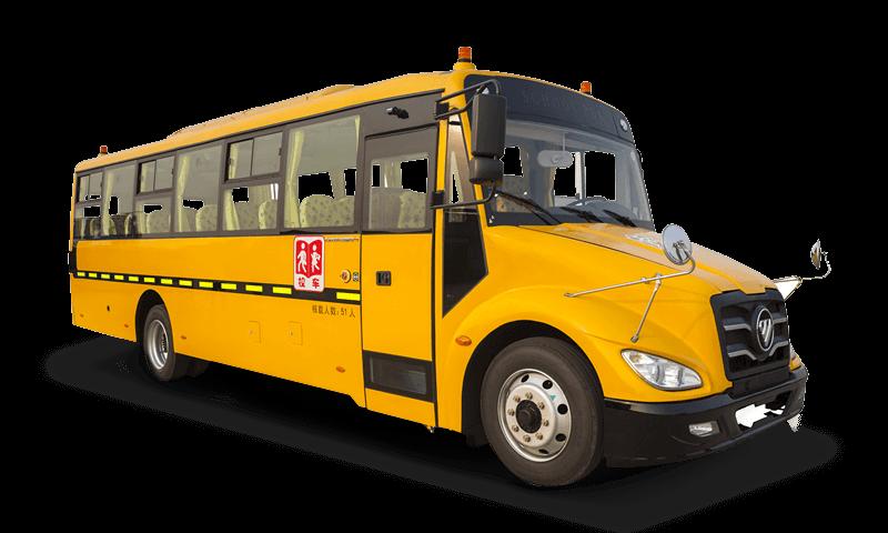 福田牌BJ6990型小学生专用校车