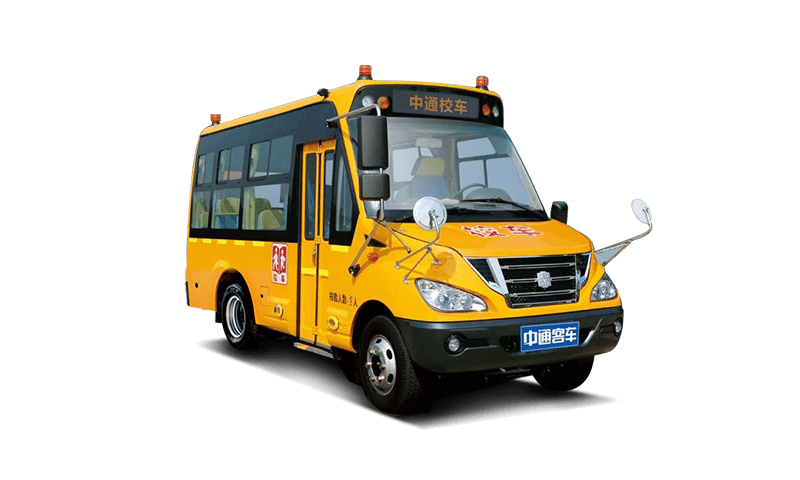 中通牌LCK6580D5XH型幼儿专用校车