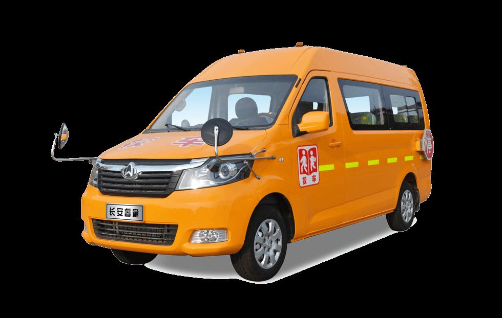 长安牌SC6520型幼儿专用校车
