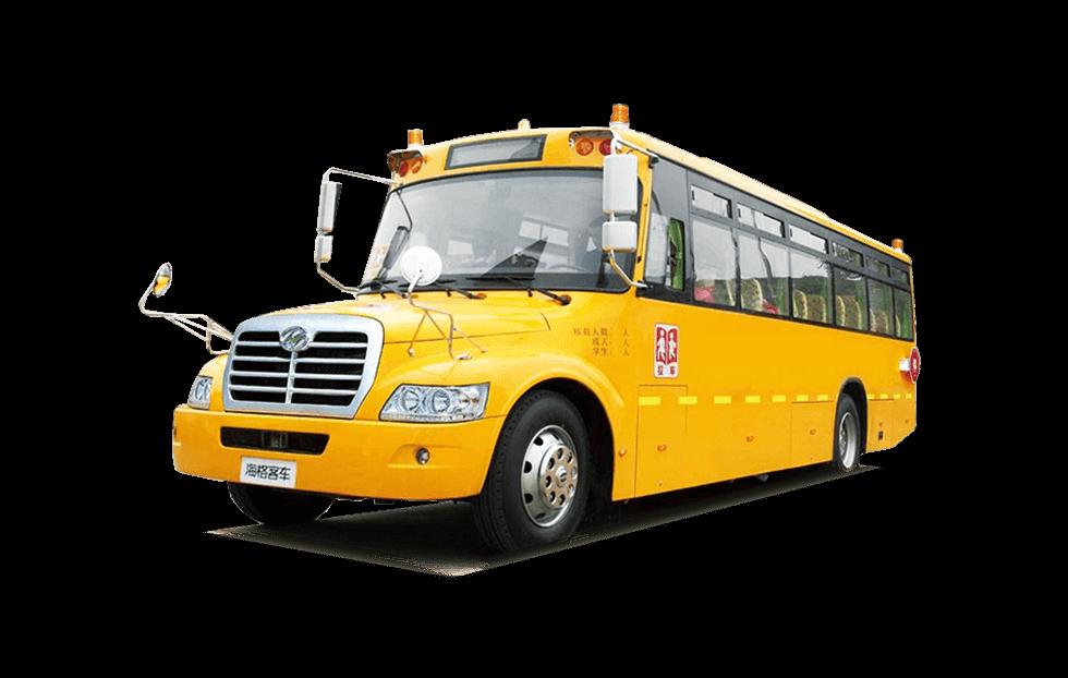 海格牌KLQ6106X型专用校车