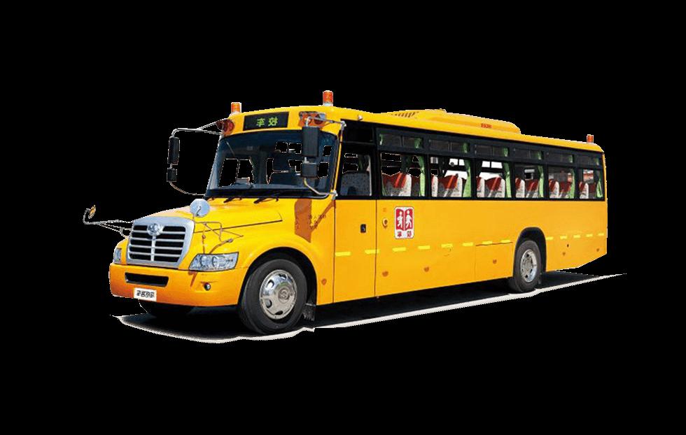 海格牌KLQ6116X型专用校车