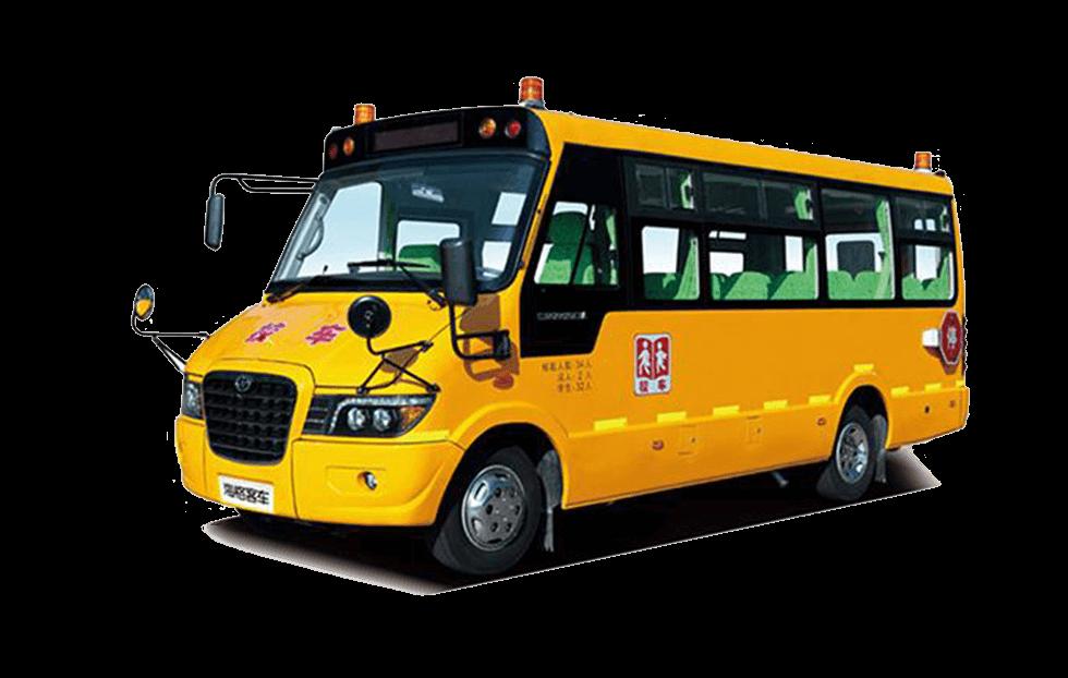 海格牌KLQ6706X型专用校车