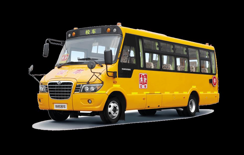 海格牌KLQ6806X型幼儿专用校车