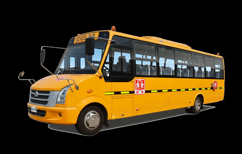 长安牌SC6955型小学生专用校车