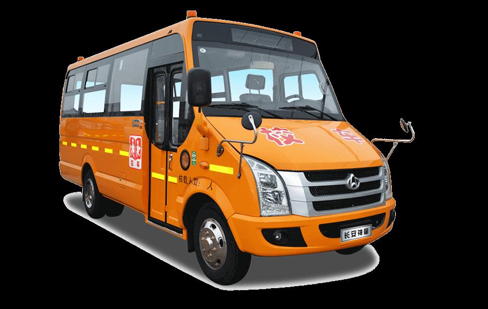 长安牌SC6605型幼儿专用校车