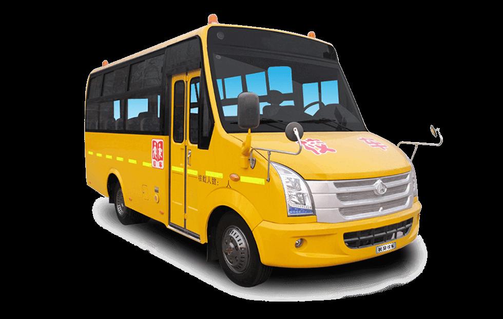 长安牌SC6635型小学生专用校车