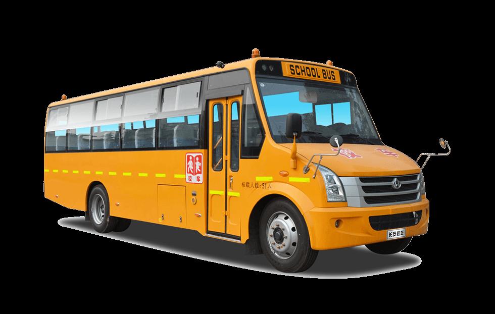长安牌SC6925型小学生专用校车