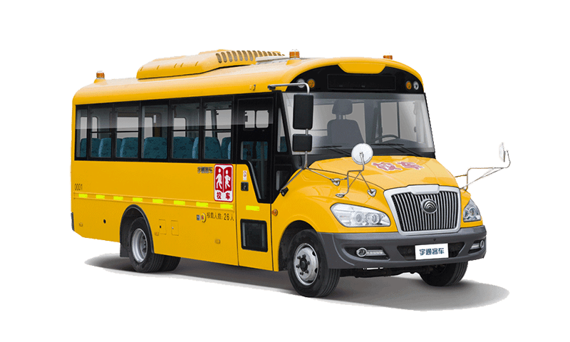 宇通牌ZK6739DX型中小学专用校车