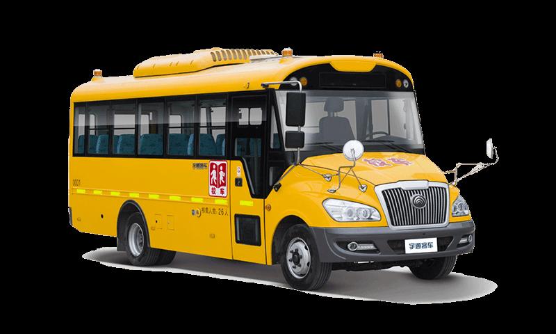 宇通牌ZK6739DX型小学生专用校车