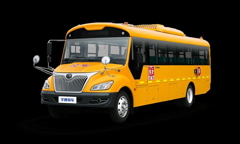宇通牌ZK6935DX型小学生专用校车