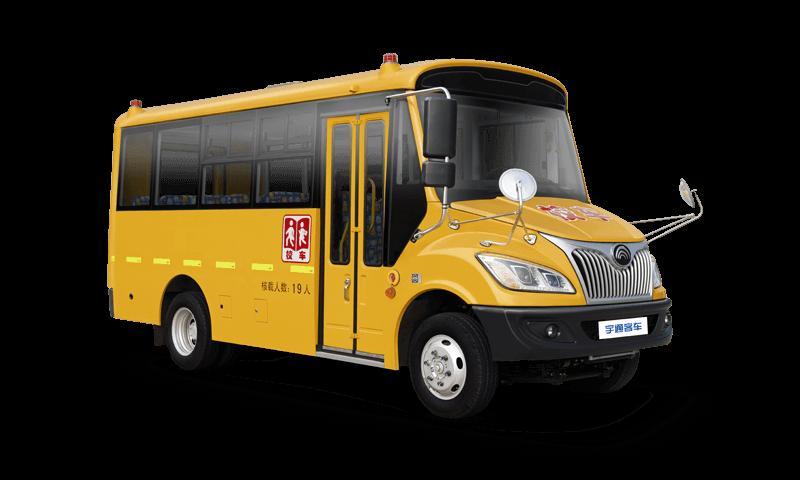 宇通牌ZK6575DX型小学生专用校车