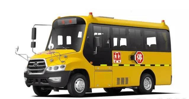 安凯客车 112马力 10-19人 幼儿专用校车
