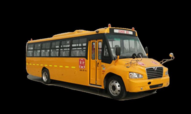 少林SLG6861XC5E小学生专用校车