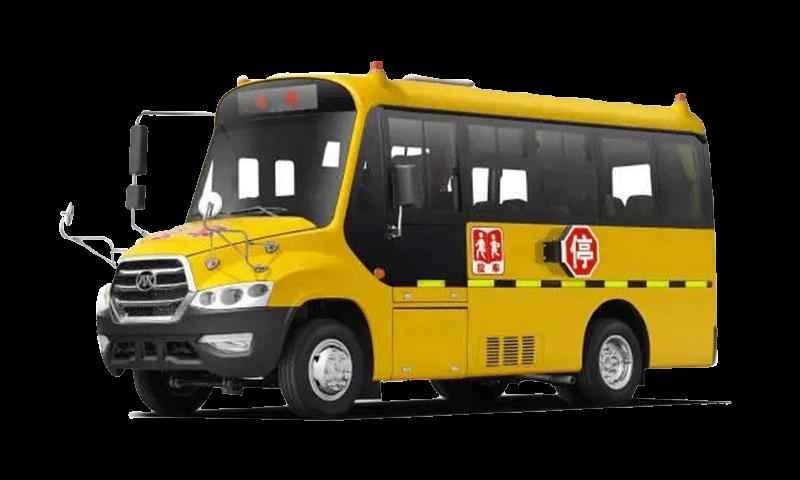 安凯HFF6741KY5幼儿专用校车