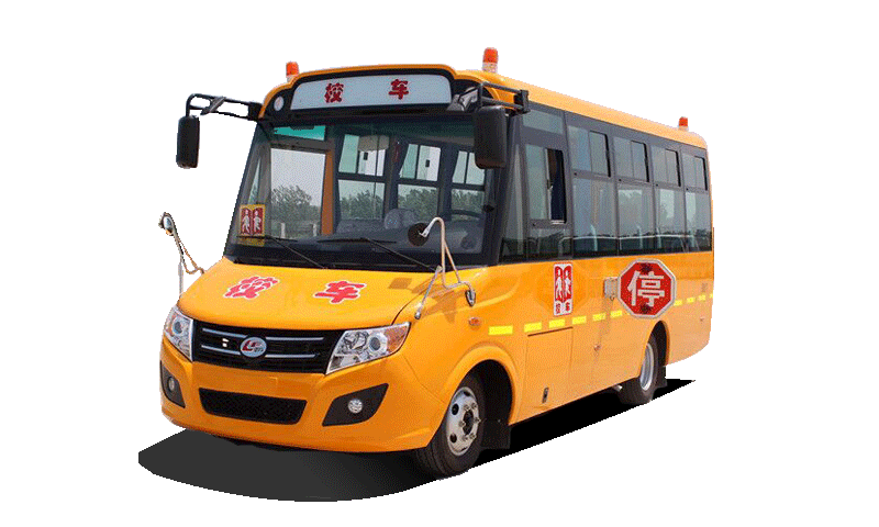 桂林GL6660XQ小学生校车
