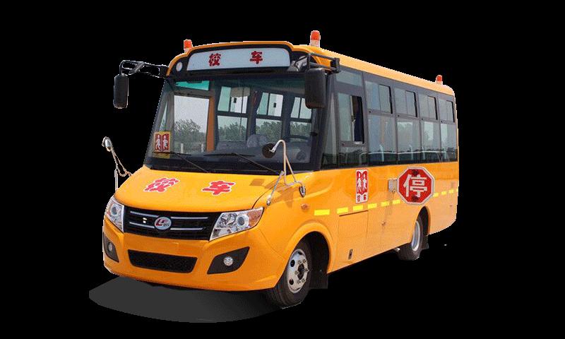 桂林牌GL6601XQ型小学生专用校车