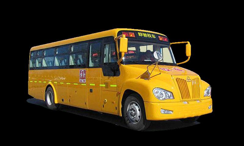 舒驰牌YTK6670AX型小学生专用校车