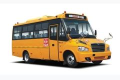 少林牌SLG6560XC4F型幼儿专用校车