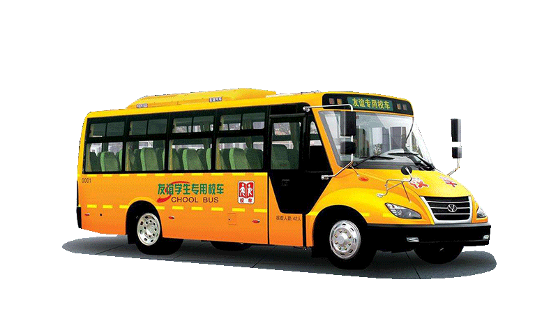 友谊牌ZGT6808DSX2型幼儿专用校车
