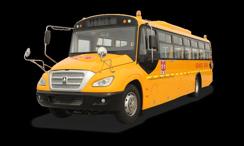 亚星牌JS6661XCJ型小学生专用校车