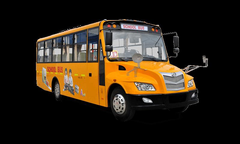 五洲龙FDG6100EVFX校车