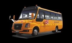 黄海DD6800C05FX小学生专用校车