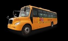 申龙牌SLK6800CZXC型中小学生专用校车
