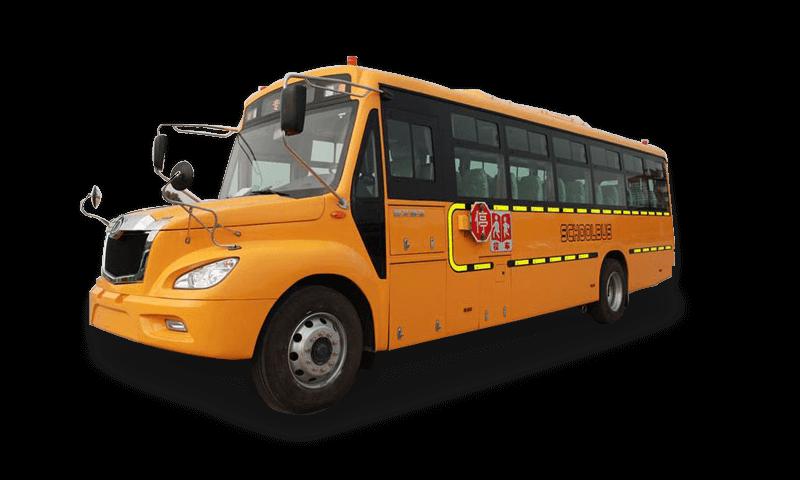 申龙牌SLK6750CXXC型小学生专用校车