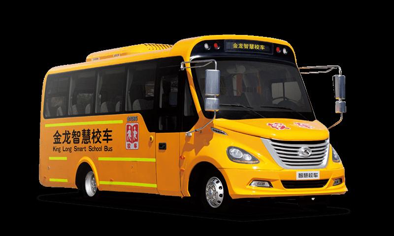 金龙牌XMQ6593KSD43型幼儿专用校车