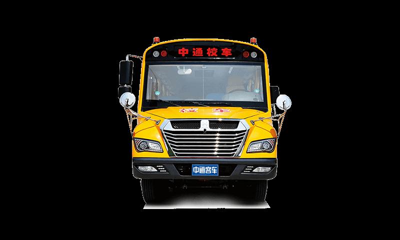 中通牌LCK6571D4XE型小学生专用校车