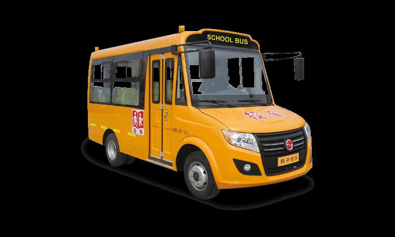 扬子牌YZK6790XCA型小学生专用校车