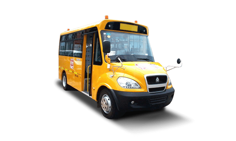 黄河牌JK6560DXAQ2型幼儿专用校车