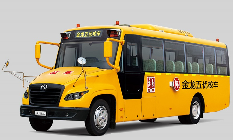 金龙牌XMQ6960ASD5小学校车