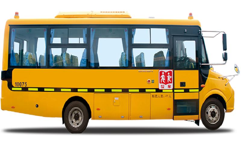 福田牌BJ6781幼儿和小学生校车