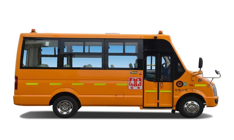 长安牌SC6550XC1G5幼儿校车