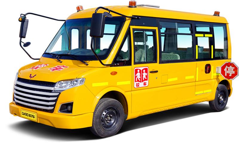 五菱Q490汽油校车