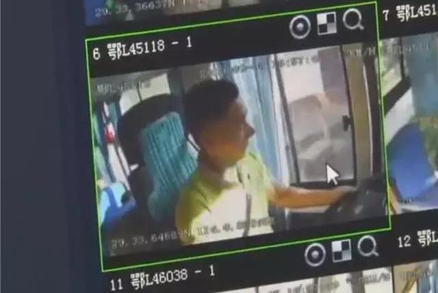 机智!湖北崇阳投用智慧校车:孩子遗忘在车上会自动报警