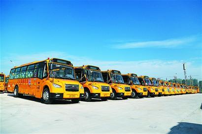 青岛专业校车实现全域覆盖